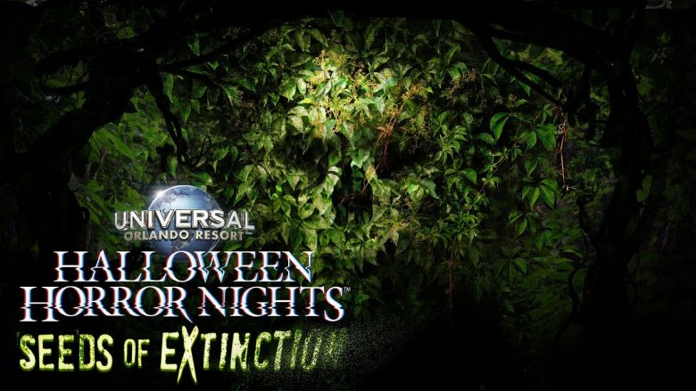 Universal Orlando Seeds of Extinction