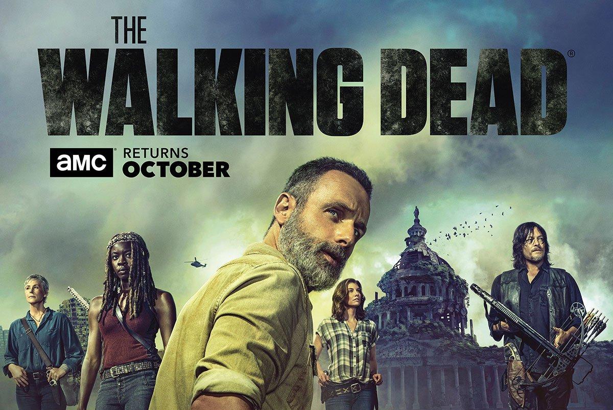 The Walking Dead saison 9: Ryan Hurst se joint à la série