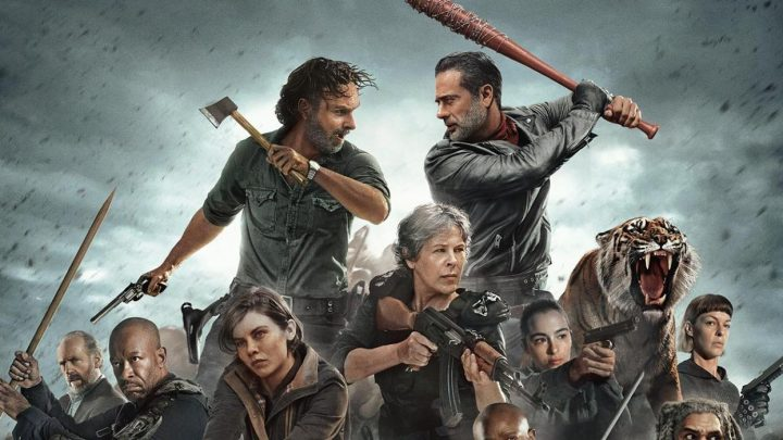The Walking Dead saison 8 est en streaming sur Netflix