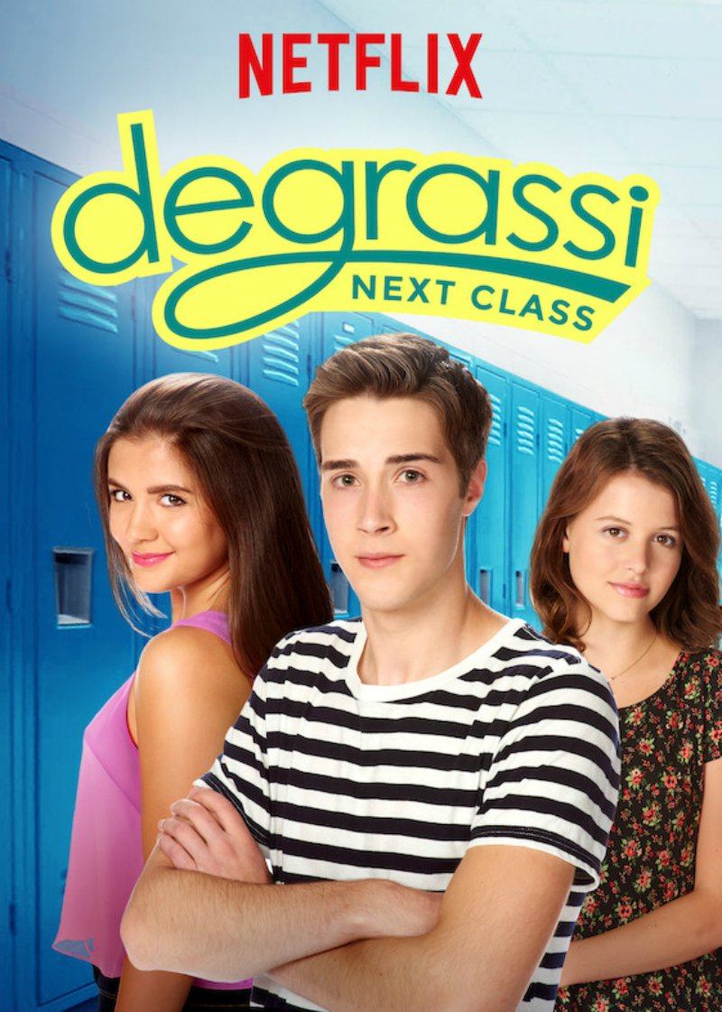 Degrassi  La nouvelle classe