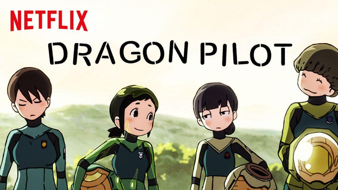 Dragon Pilot Hisone et Masotan