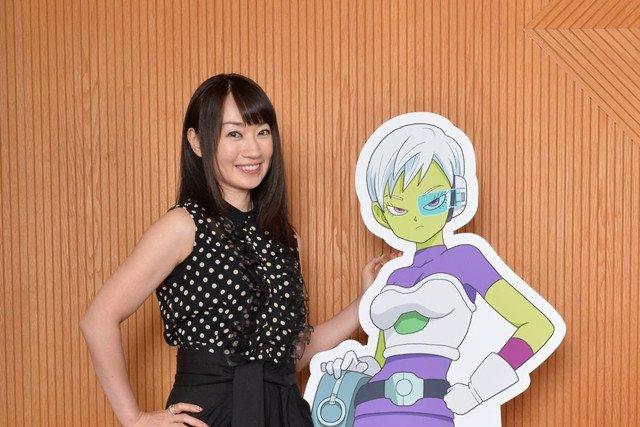 Nana Mizuki dans le rôle de Chira