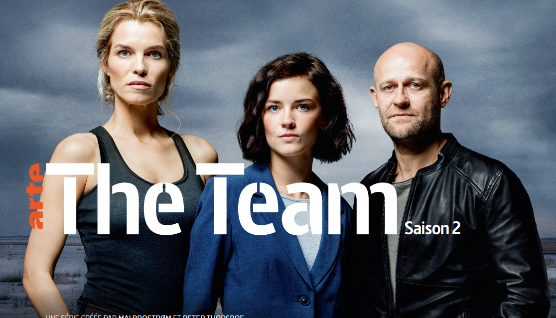 The Team saison 2