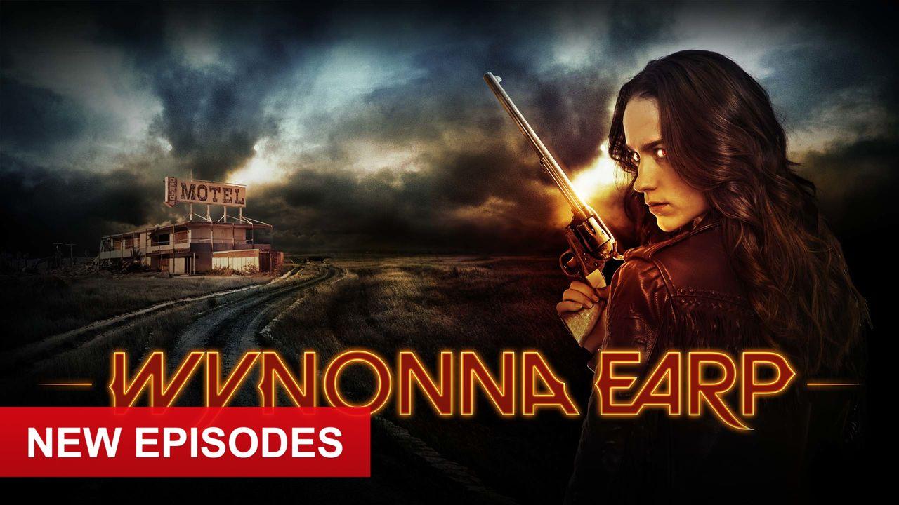 Wynonna Earp saison 2