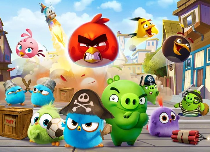 Angry Birds Toons saison 3