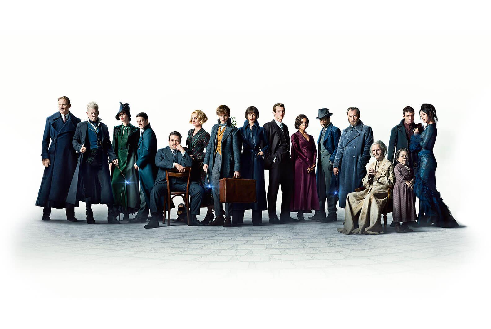 Les Animaux Fantastiques Les Crimes de Grindelwald : La bande-annonce finale