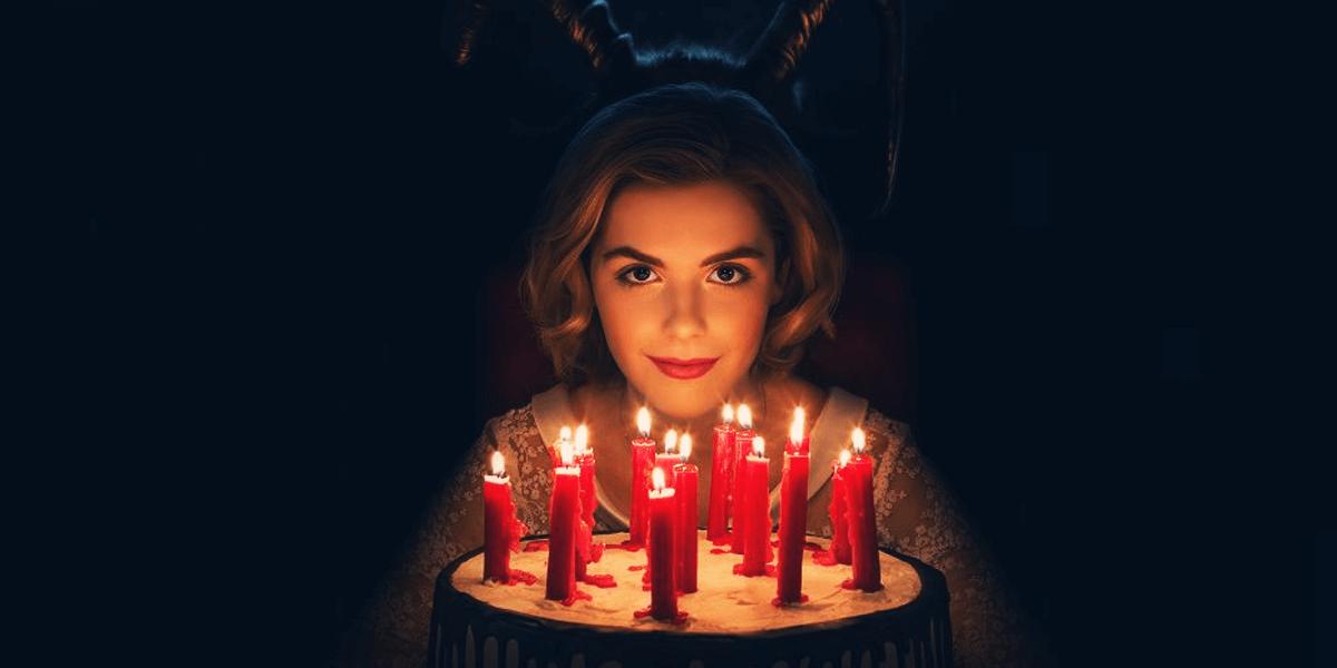 Les Aventures Effrayantes De Sabrina Netflix D 233 Voile Le