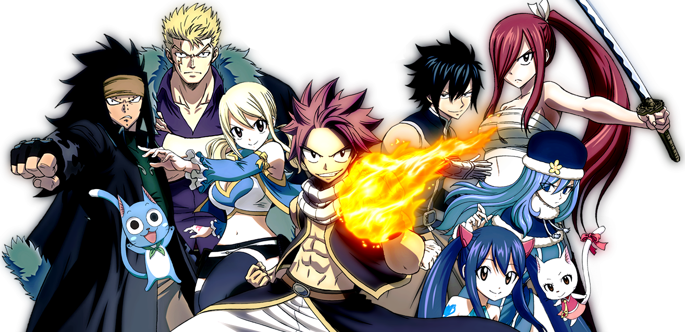 Fairy Tail 2018