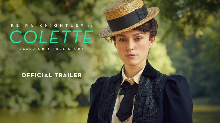 Colette: nouvelle bande-annonce pour le film avec Keira Knightley