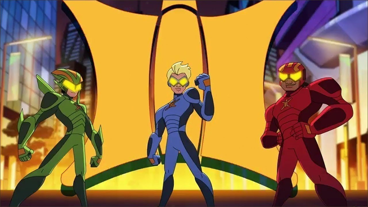 Stretch Armstrong et les Flex Fighters