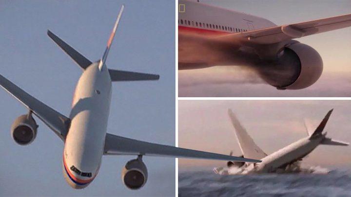 Drain The Oceans: Les dernières minutes du vol MH370