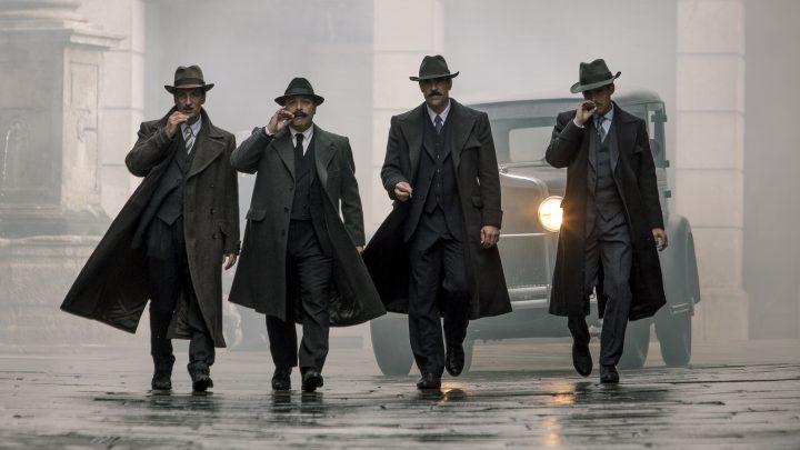 La Poudrière: le film La sombra de la ley est en streaming sur Netflix