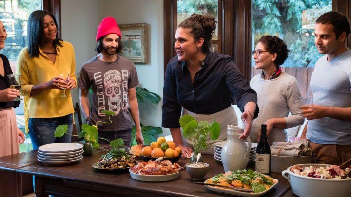 Les quatre ingrédients de la bonne cuisine: Salt Fat Acid Heat est sur Netflix