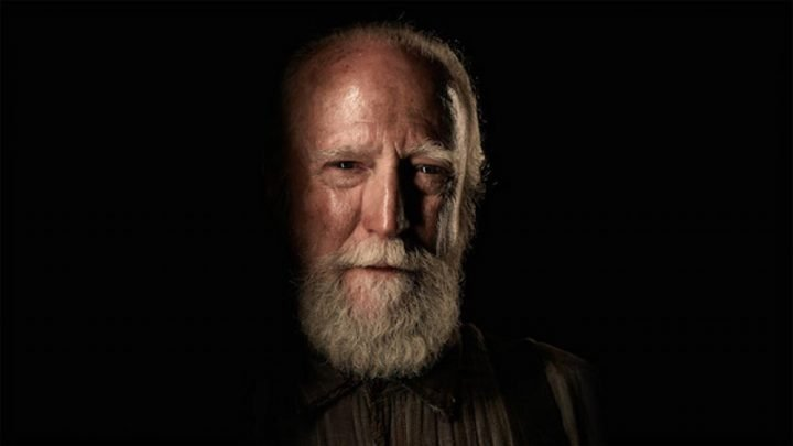 The Walking Dead: décès de l'acteur Scott Wilson
