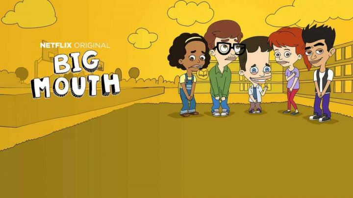 Big Mouth saison 2