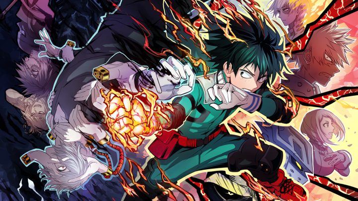 My Hero Academia: Legendary Pictures prépare une version live-action