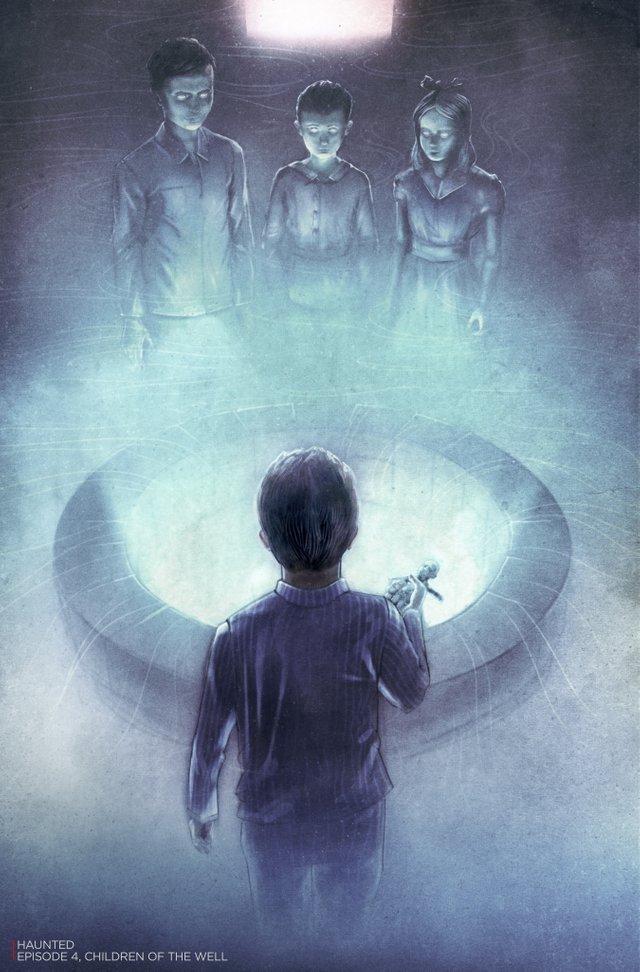 L'irréel : Incroyables témoignages: la série Haunted débarque sur Netflix