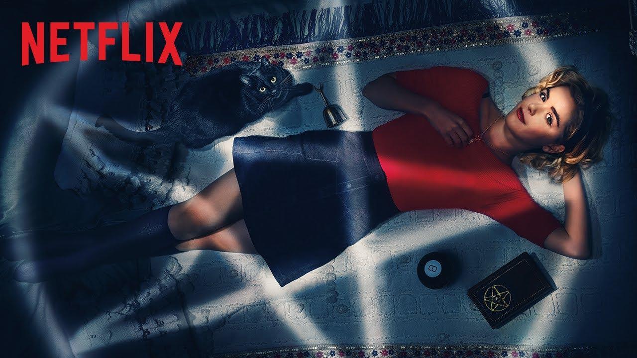 Les aventures effrayantes de Sabrina: la série est sur netflix