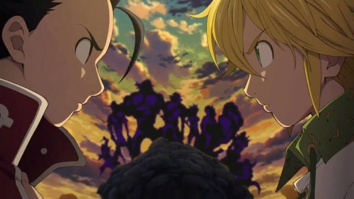 The Seven Deadly Sins saison 3