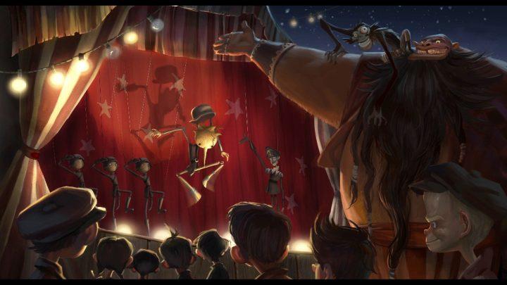 Pinocchio: Guillermo del Toro réalisera un film d'animation Netflix