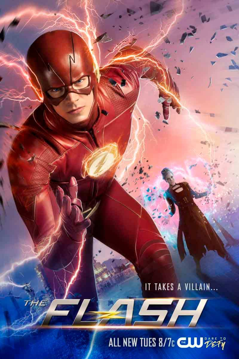the flash streaming