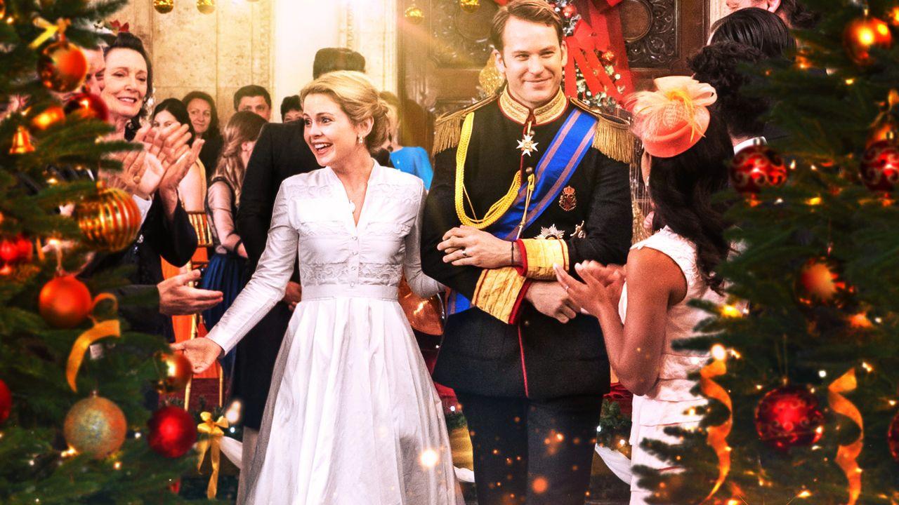 Un prince pour Noël : le mariage royal