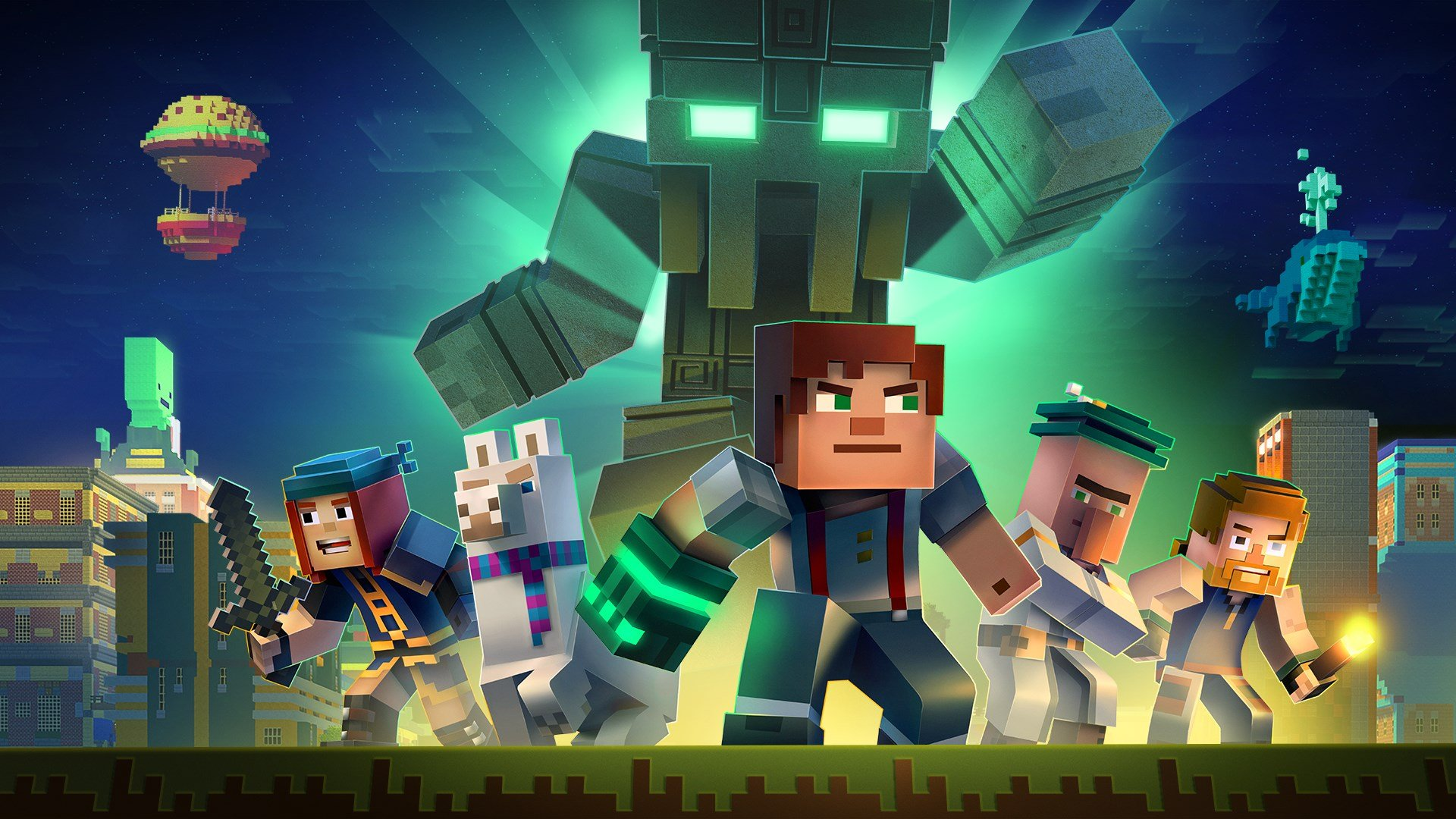 Minecraft Mode histoire - Minecraft Story Mode