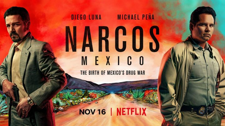 Narcos : le Mexique