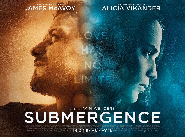 Submergence Stream