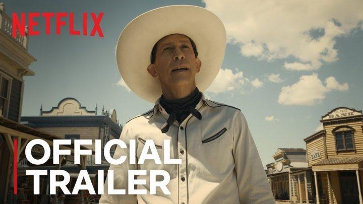 La Ballade de Buster Scruggs: Netflix dévoie un nouveau trailer