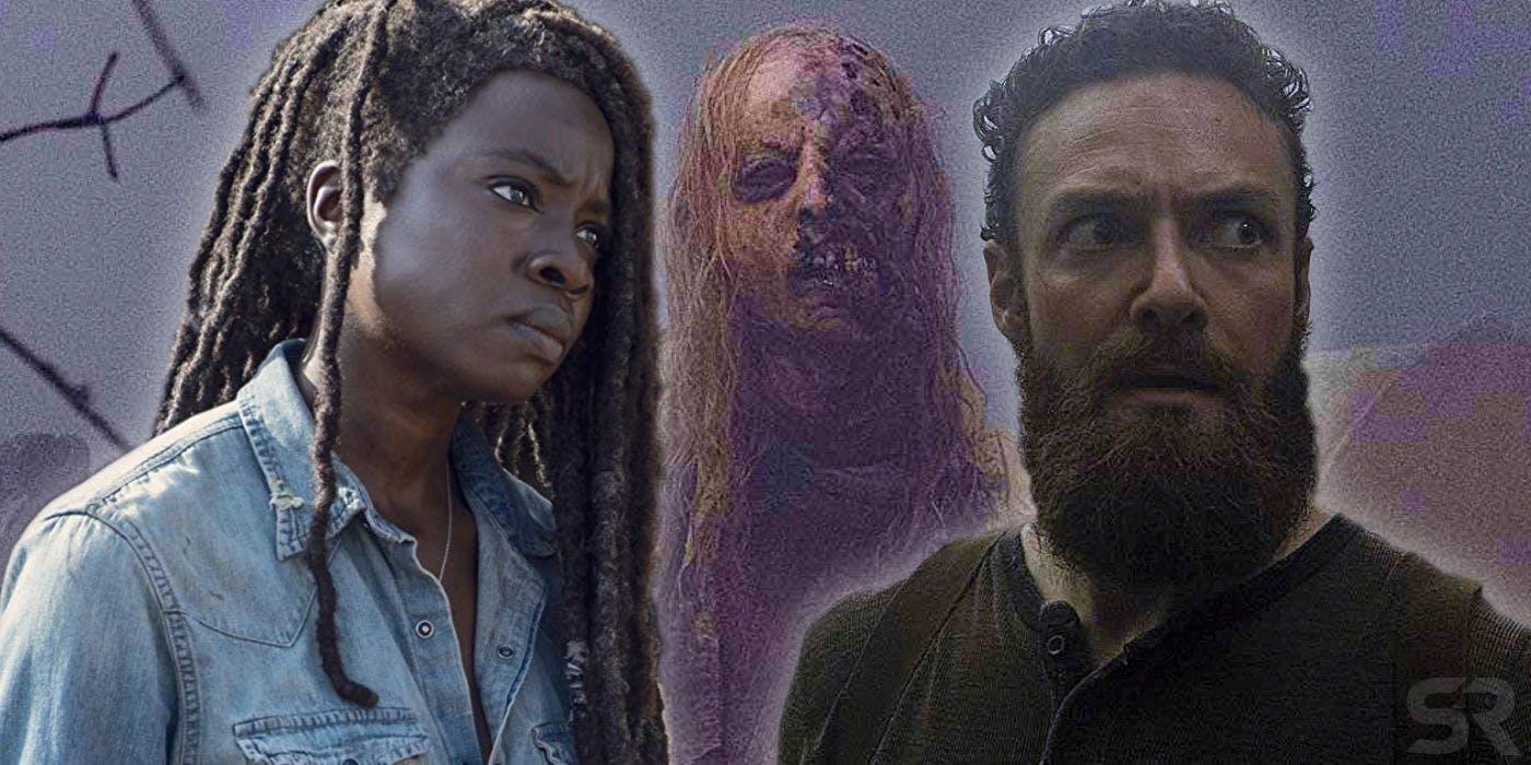 Walking Dead saison 9: l'arrivé des Whisperers dans le trailer de mi-saison