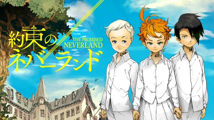 The Promised Neverland: l'anime arrive en streaming sur Wakanim