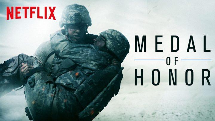 Medal of Honor : Les héros militaires américains: la série est sur Netflix