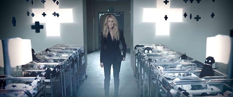 CELINUNUNU : Celine Dion fait dans l'occultisme avec sa nouvelle collection