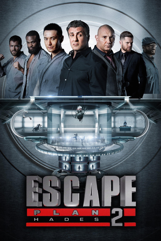 Escape Plan 2: Hades - Sylvester Stallone