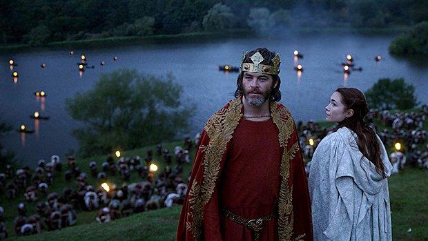 Le Roi hors-la-loi: Critique du film Netflix de David Mackenzie