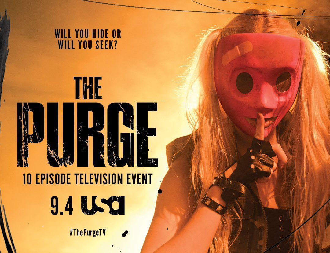 The Purge saison 2