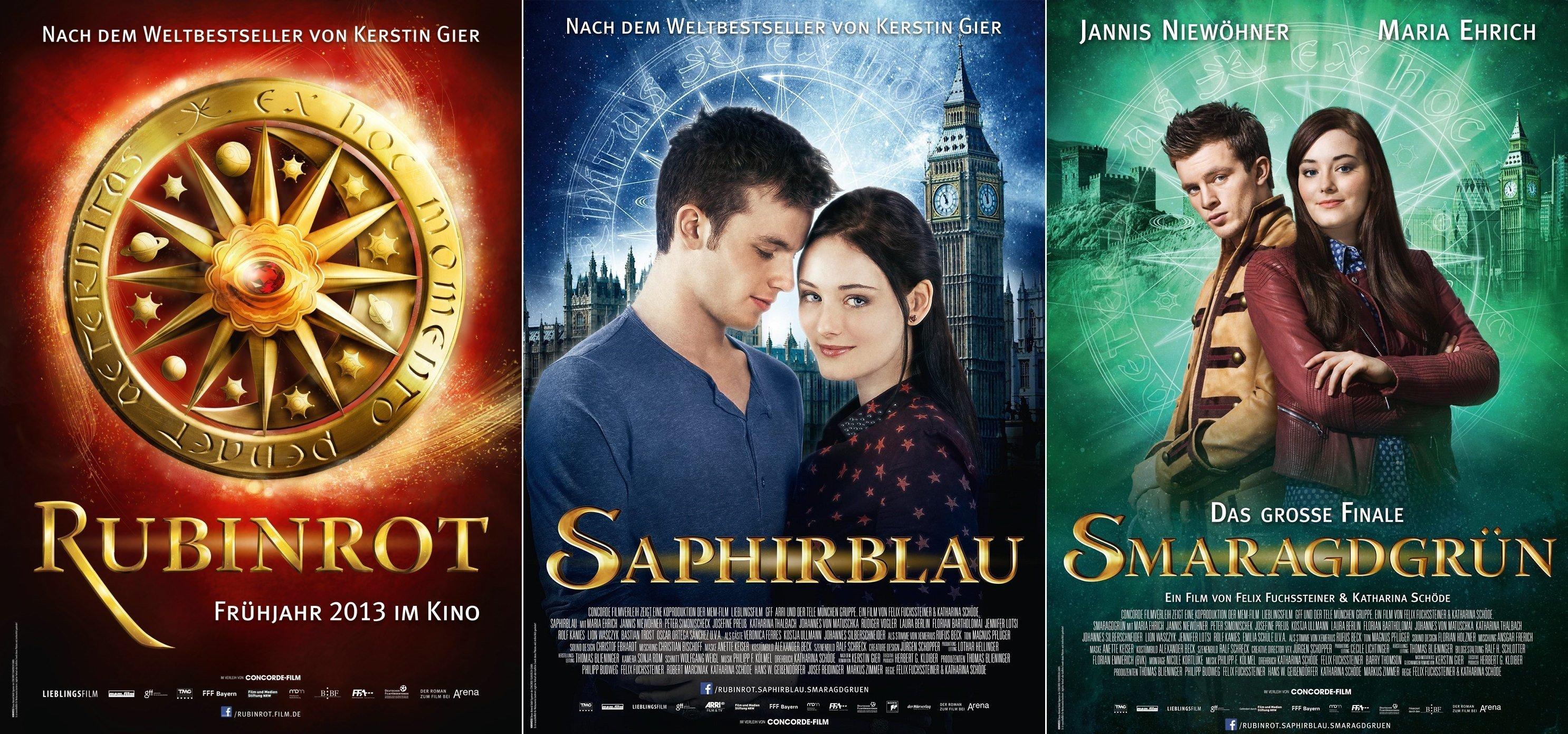 Rouge Rubis Vert Emeraude Et Bleu Saphir Sont Sur Netflix