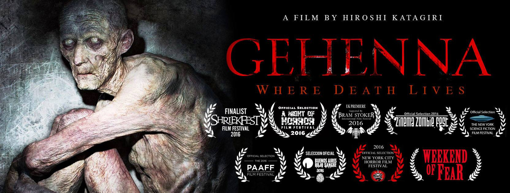Gehenna Where Death Lives