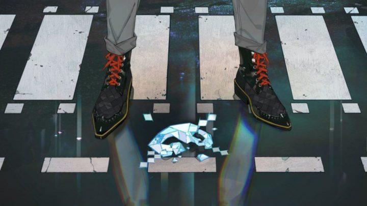 HERO MASK: l'animé japonais est en streaming sur Netflix