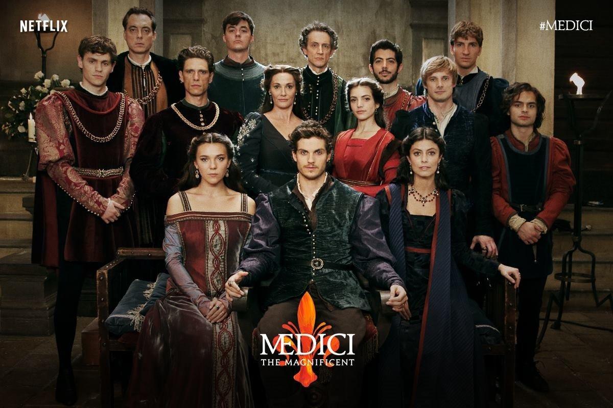 Les Médicis saison 2