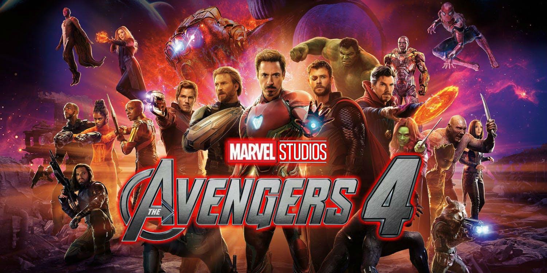 Marvel Studios' Avengers 4: BOOM le trailer de Avengers: Endgame!!
