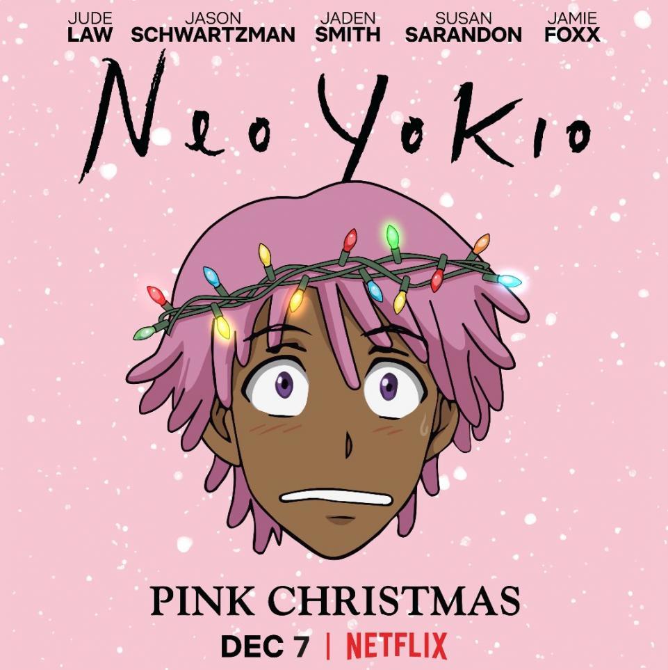 Neo Yokio Pink Christmas