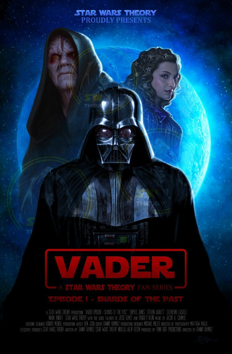 Vader Episode 1 Shards of the Past