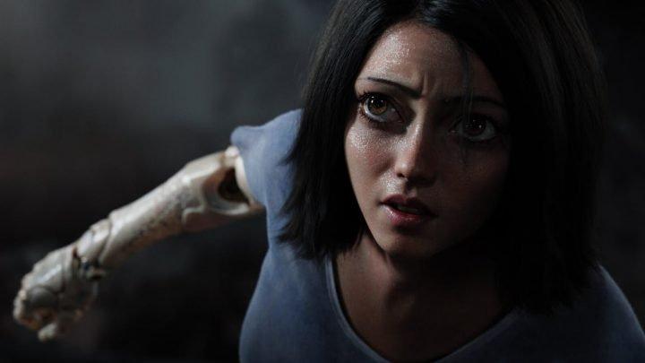 Alita: Battle Angel: Une nouvelle bande-annonce pleine d'action