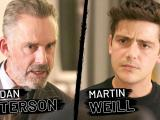 Jordan Peterson interviewé par Martin Weill : le journalisme au plus bas