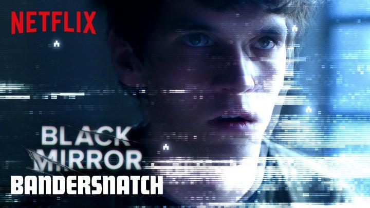 Black Mirror: Bandersnatch: le film interactif est en streaming sur Netflix