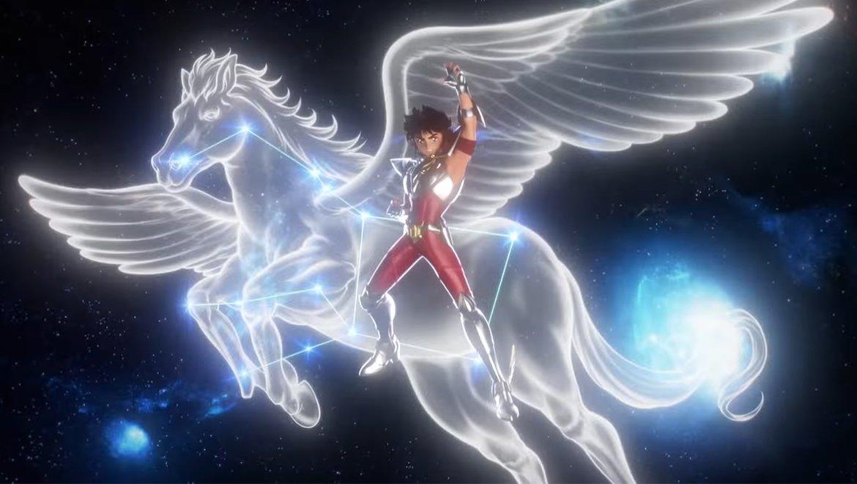 Saint Seiya : Les Chevaliers du Zodiaque: Netflix dévoile la bande-annonce