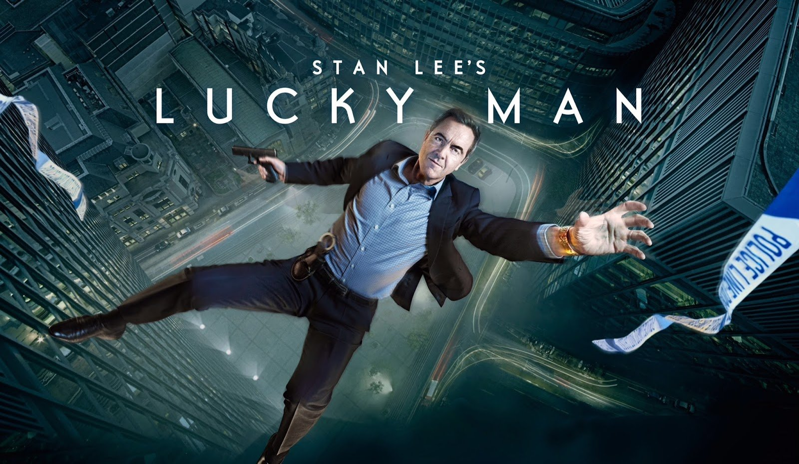 Stan Lee's Lucky Man Shudder