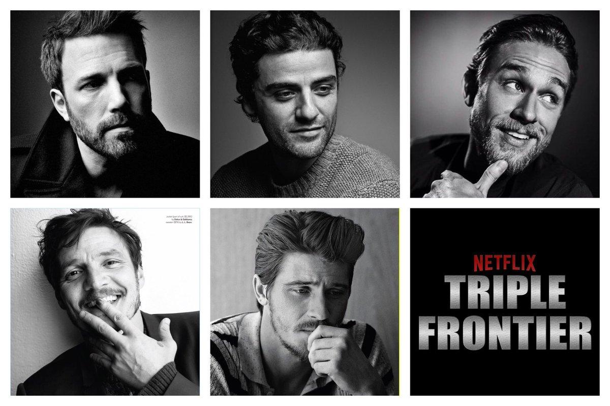 Triple frontière: Netflix dévoile sa méga production et son méga casting